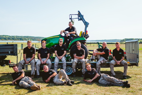 The Greengrass Ltd Team | Landscaping Careers in Suffolk & Essex