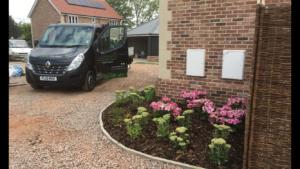 Soft Landscaping in Suffolk & Essex